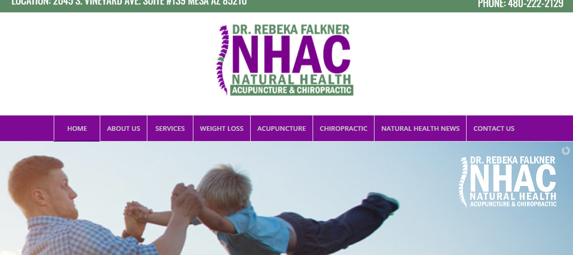 Natural Health Acupuncture and Chiropractic