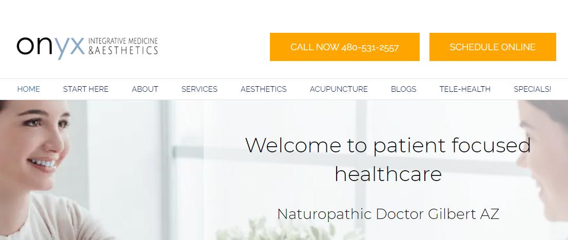 Onyx Integrative Medicine and Aesthetics