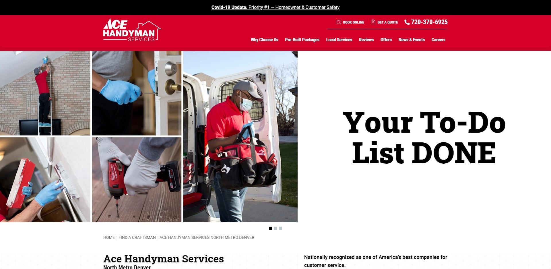 Best Handyman in Denver, CO