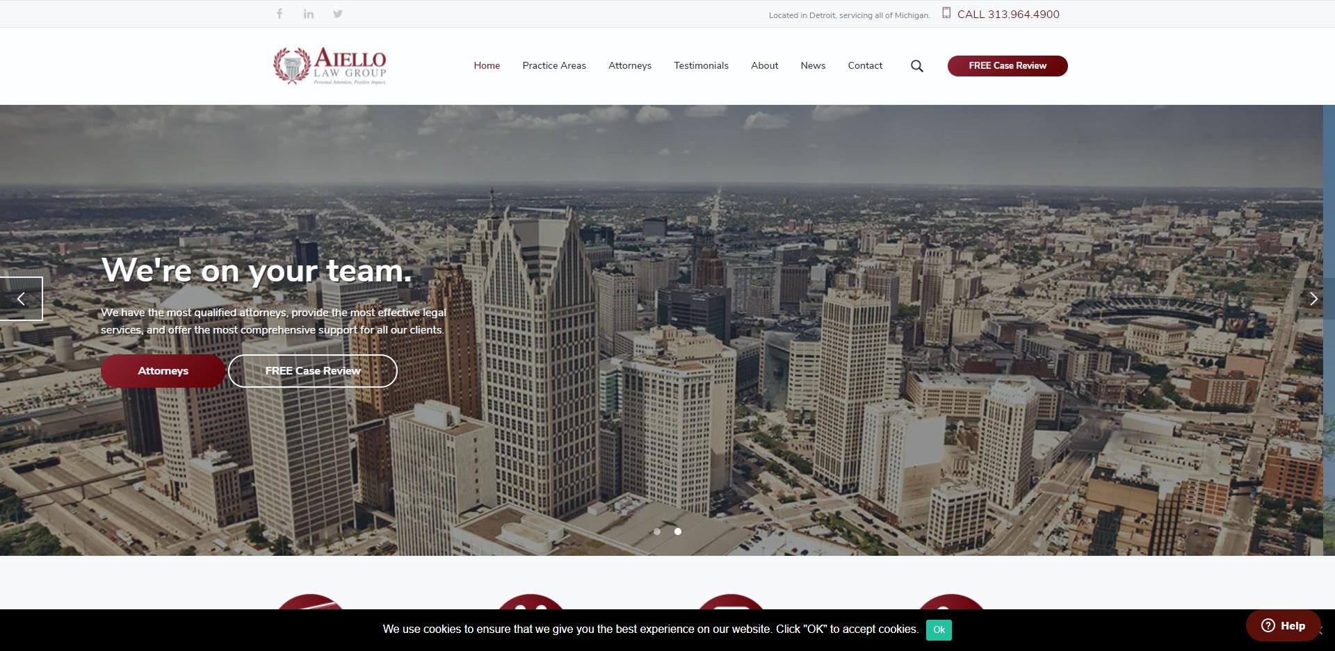 The Best Compensation Attorneys in Detroit, MI