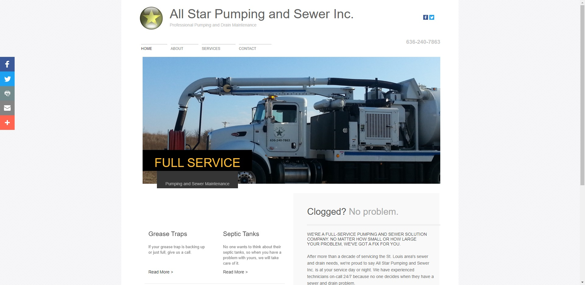 St. Louis, MO Best Septic Tank Services