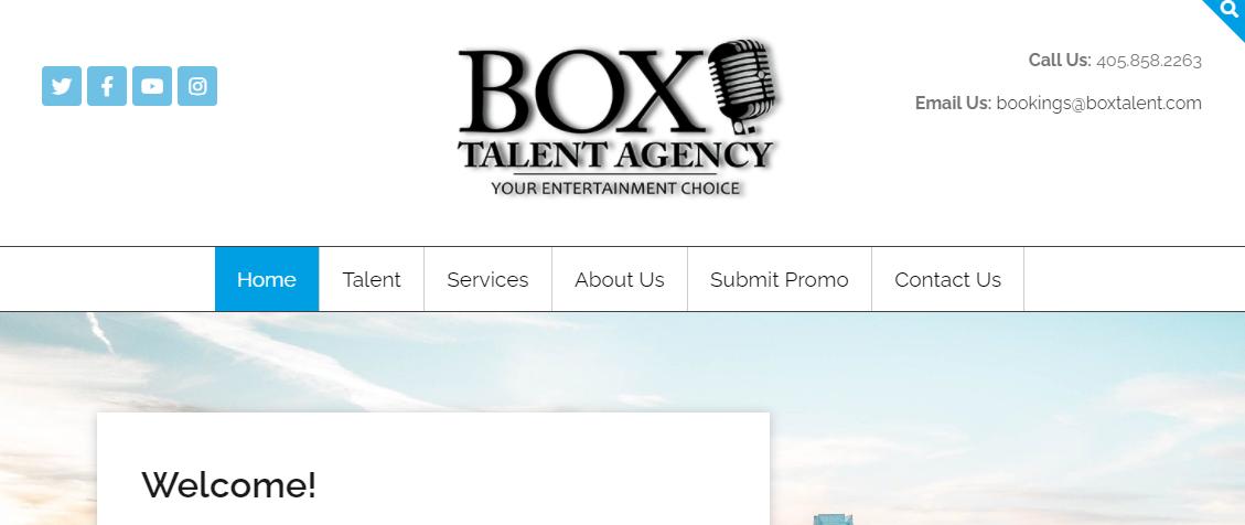 Box Talent Agency