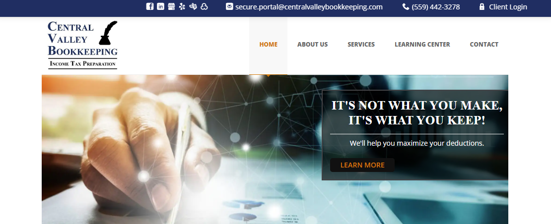 Central Valley Bookkeeping