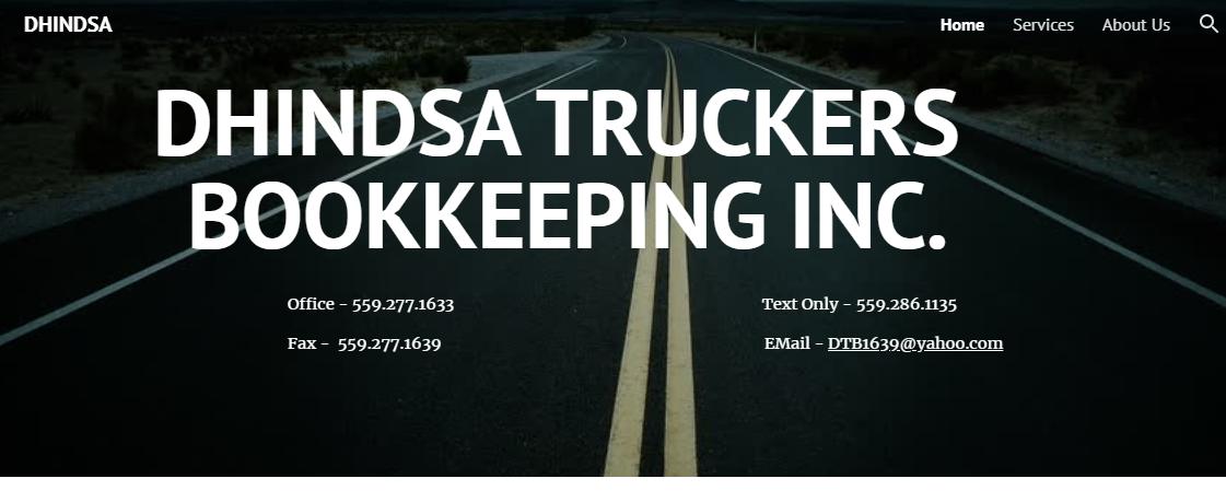 Dhindsa Truckers Bookkeeping Inc.