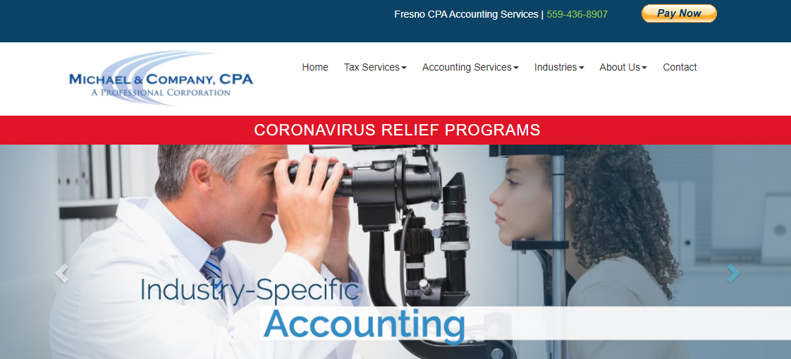 Michael and Company, CPA