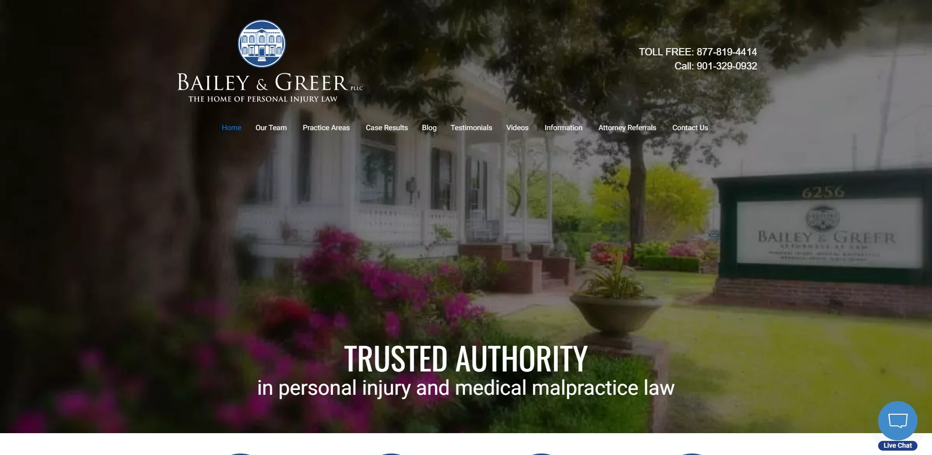 Best Personal Injury Attorneys in Memphis, TN