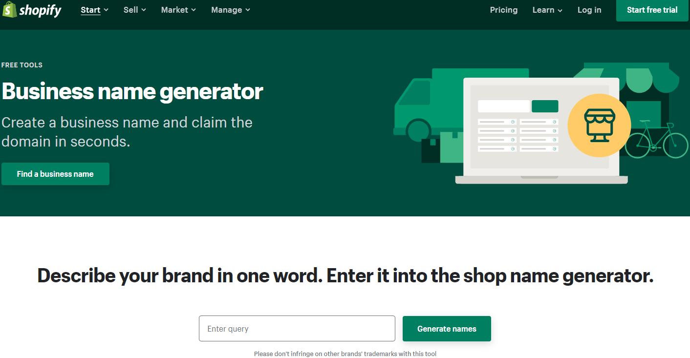 best business name generator online