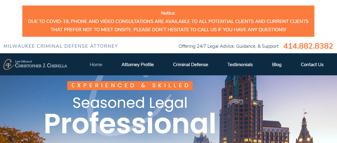 Law Offices of Christopher J. Cherella