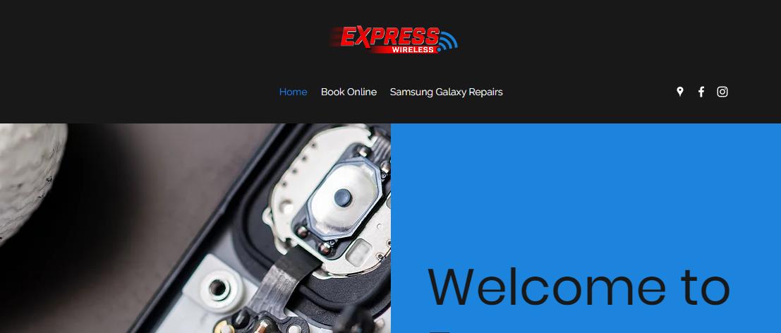 Express Wireless Cell Phone Repair