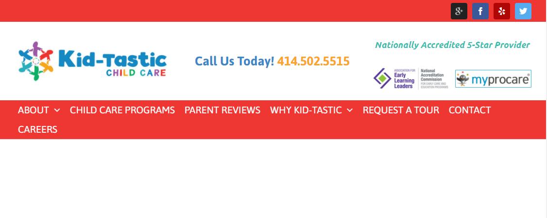 Kid- Tastic Child Care