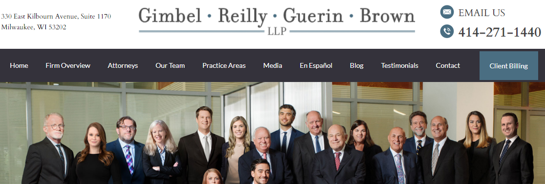 Gimbel, Reilly, Guerin, and Brown LLP