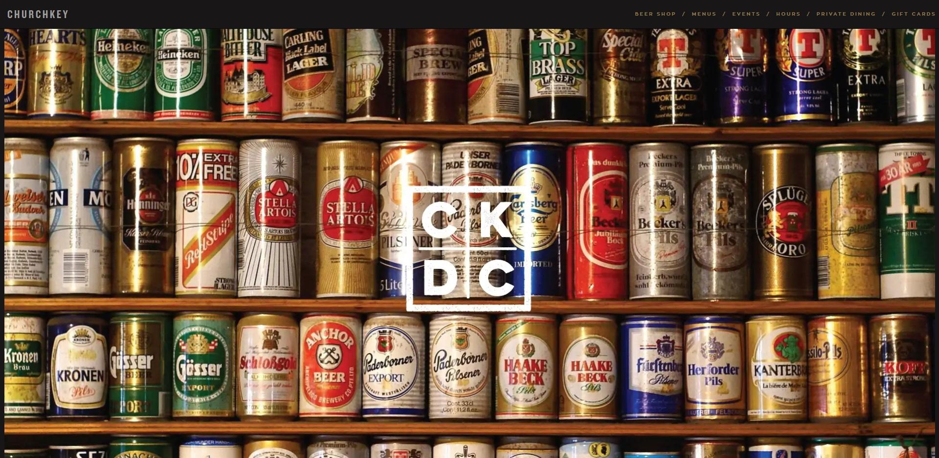 Washington, DC Best Beer Halls