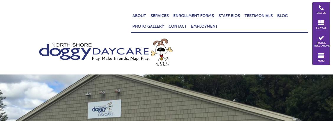 North Shore Doggy Daycare LLC