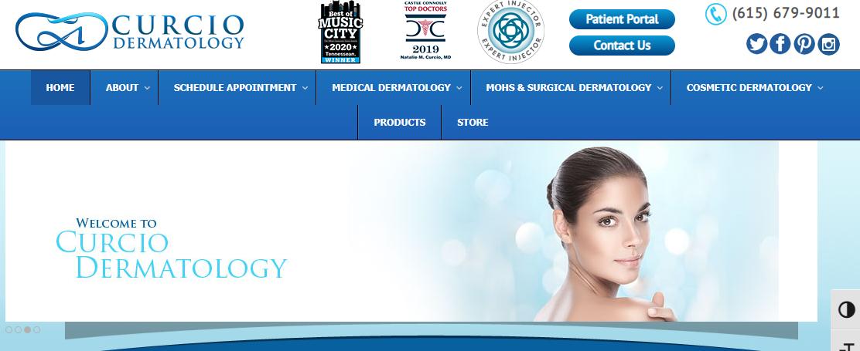 Curcio Dermatology Nashville, TN