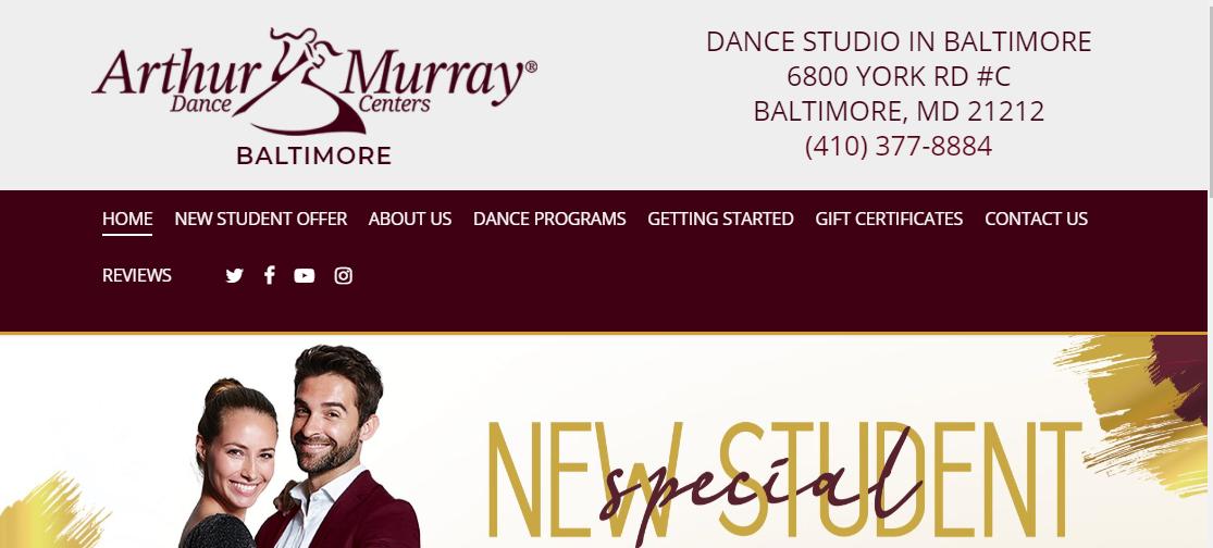 Arthur Murray Dance Studio of Baltimore