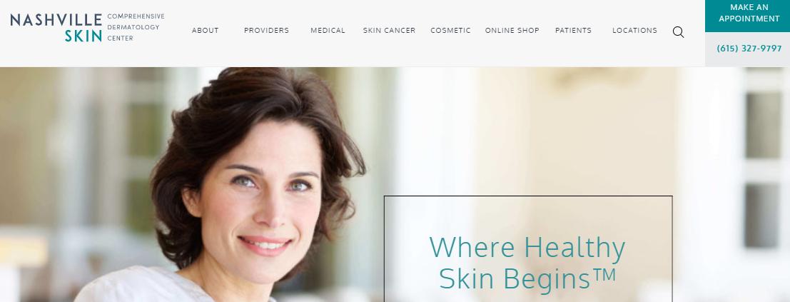 Nashville Skin Comprehensive Dermatology Center