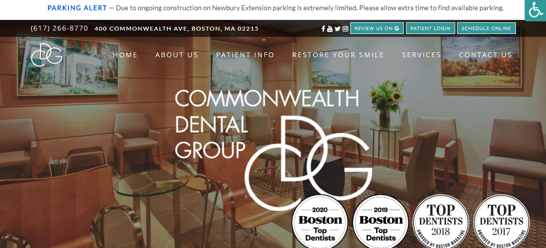 Commonwealth Dental Group