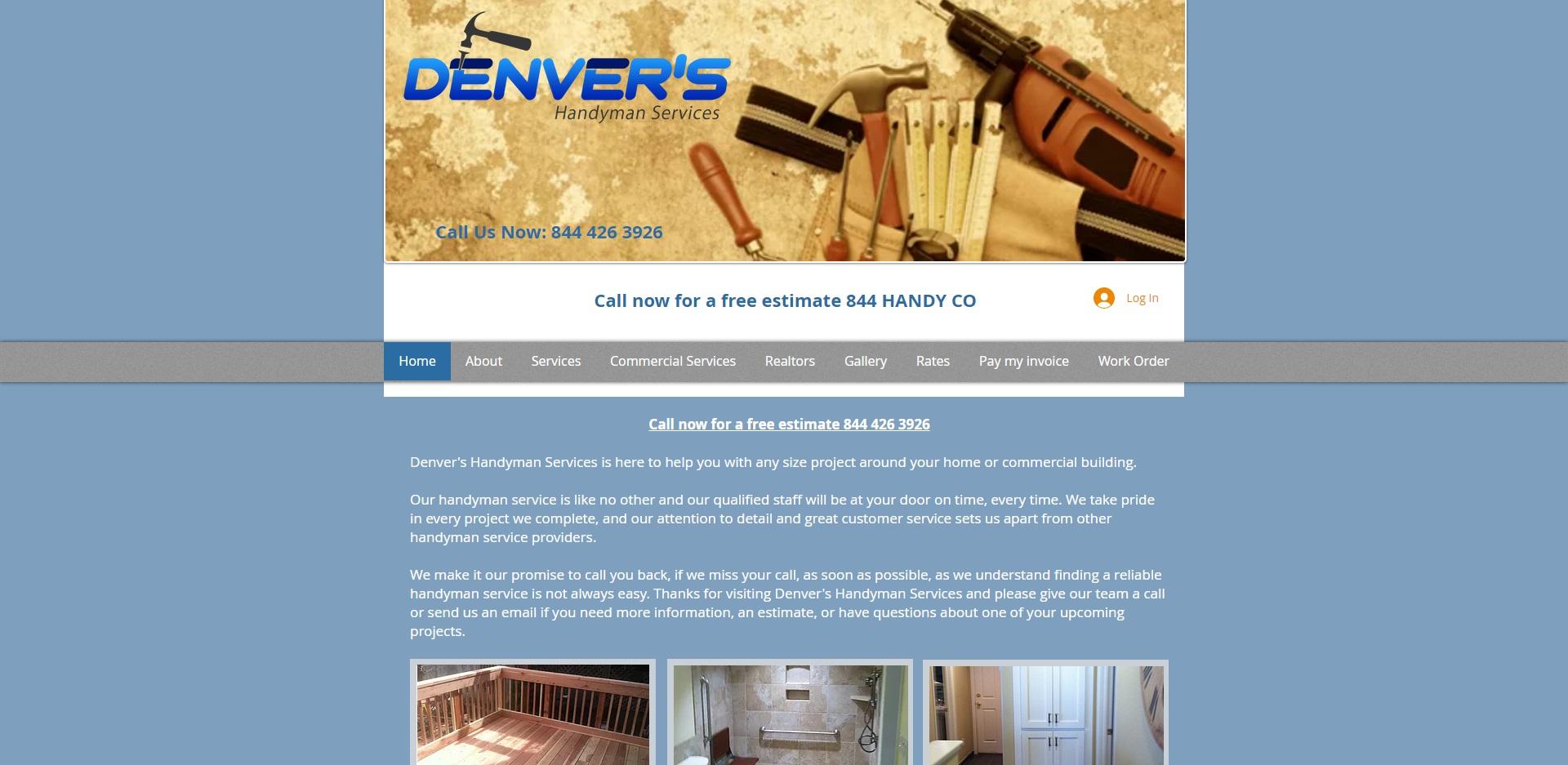 The Best Handyman in Denver, CO