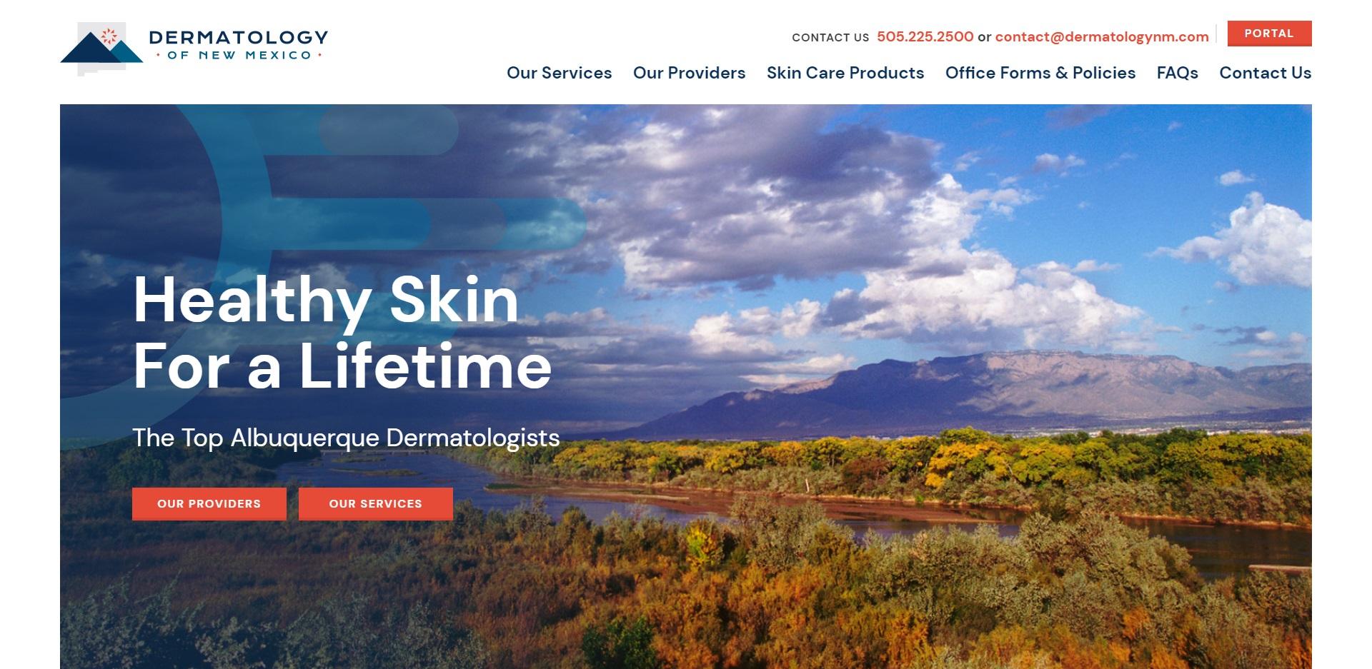 Albuquerque, NM Best Dermatologists
