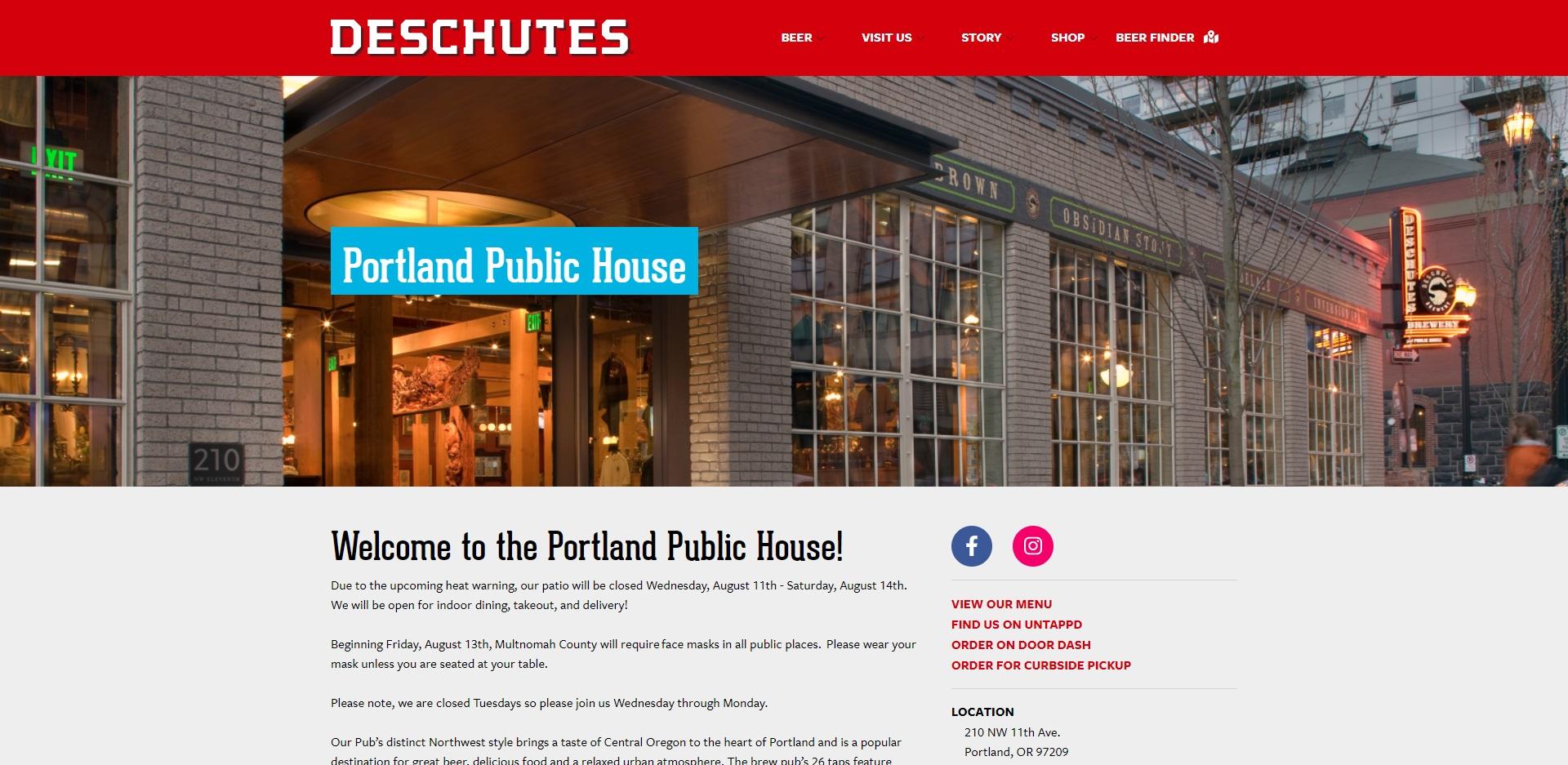 Portland, OR's Best Beer Halls