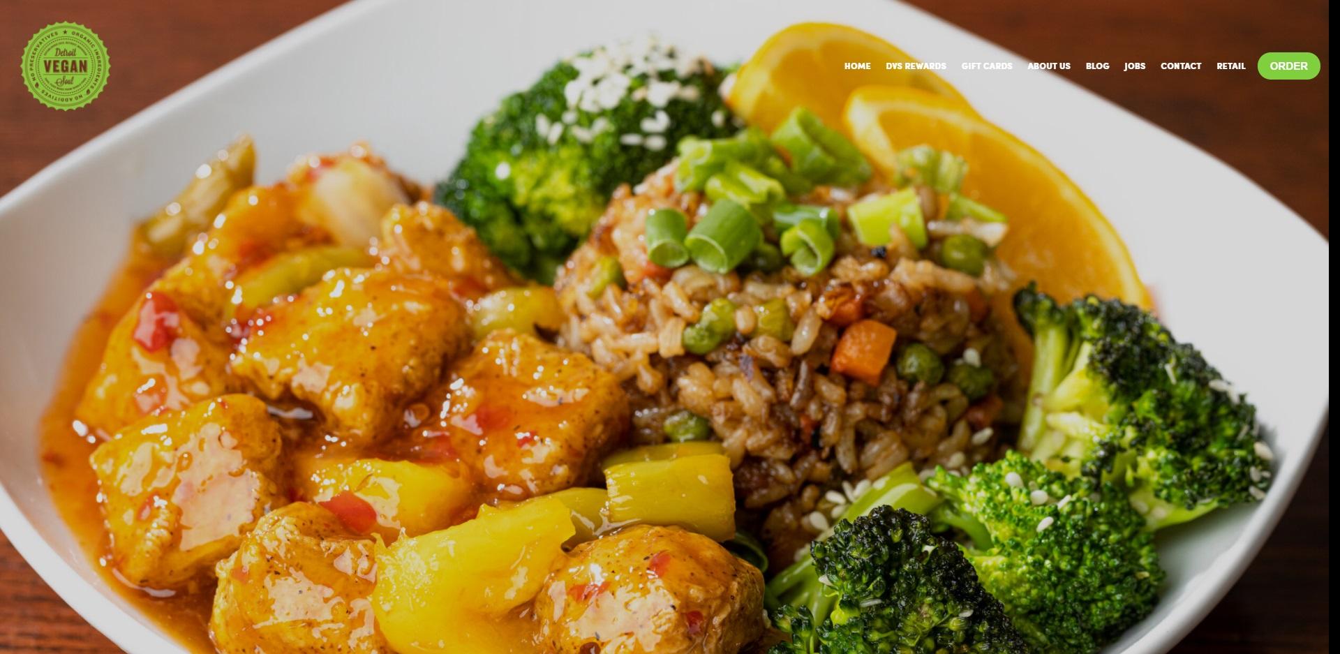 Best Vegetarian Restaurants in Detroit, MI