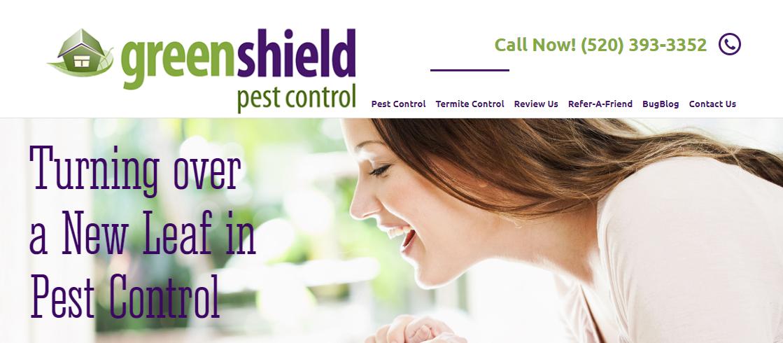 GreenShield Pest Control