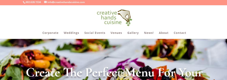 Creative Hands Cuisine