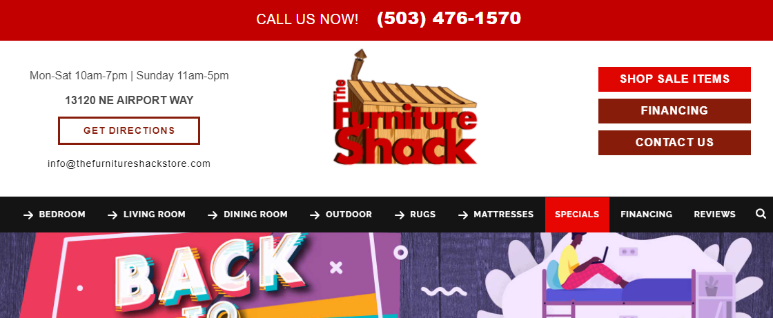 The Furniture Shack