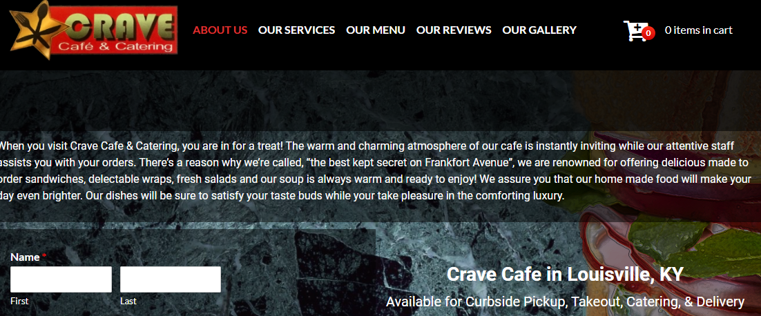 Crave Cafe and Catering
