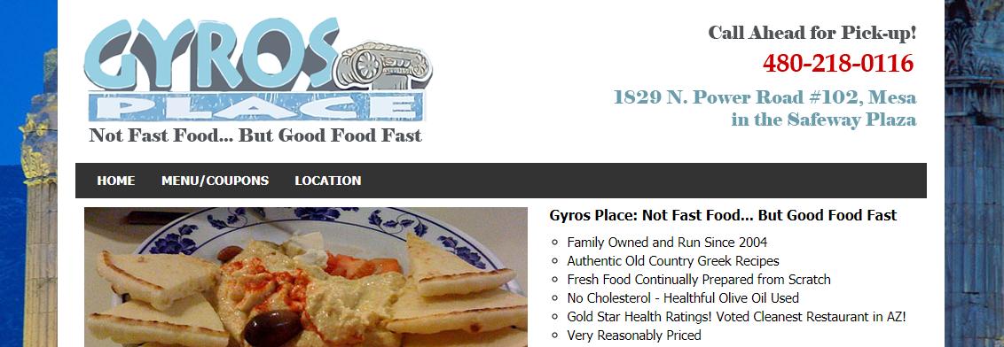 Gyros Place