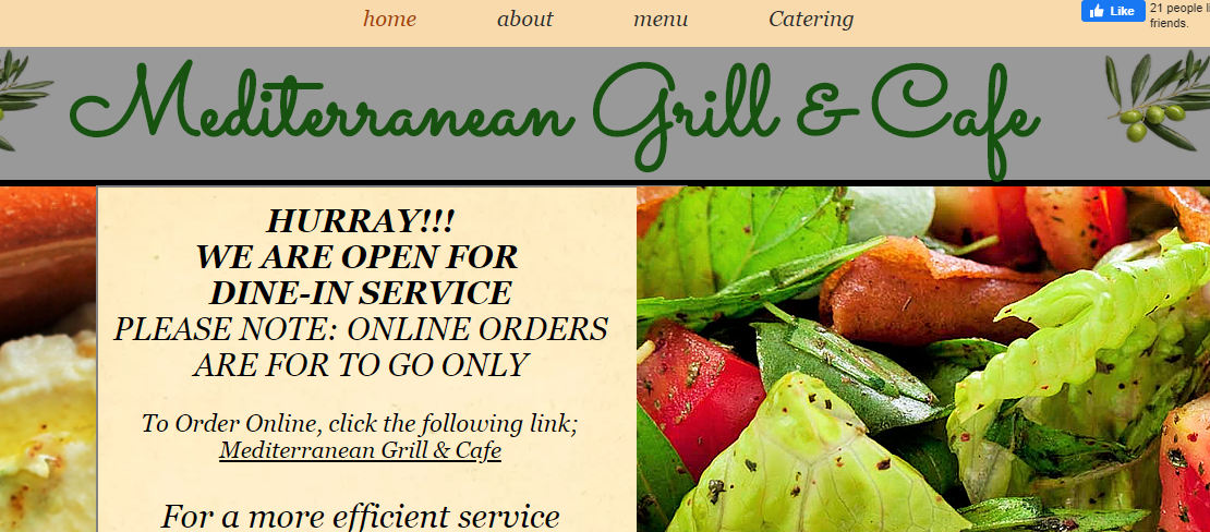 Mediterranean Grill and Cafe