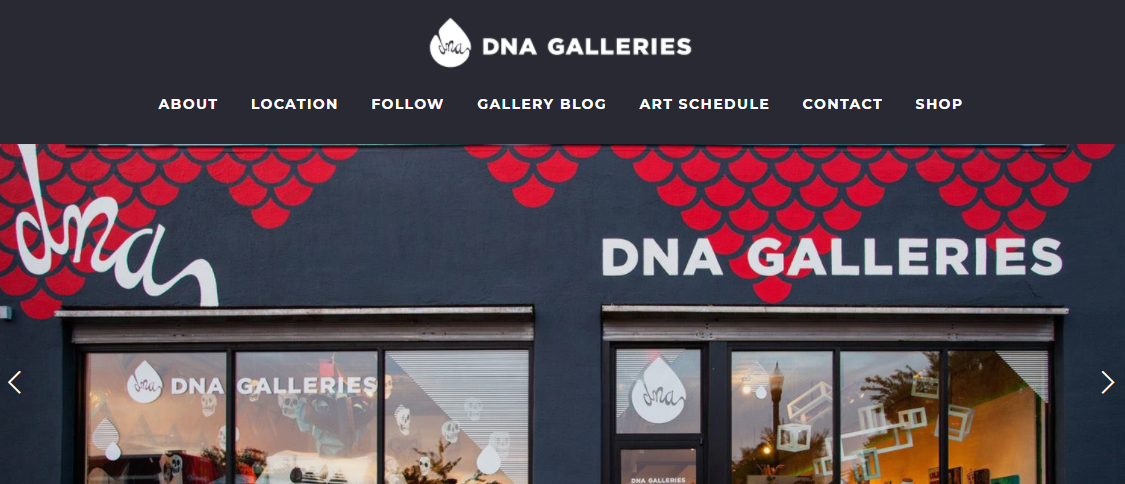 DNA Galleries