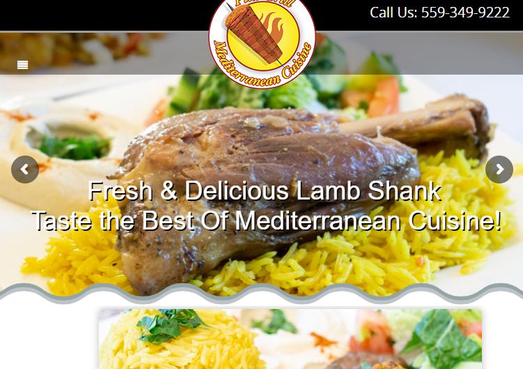Pita Grill Greek Food in Fresno, CA