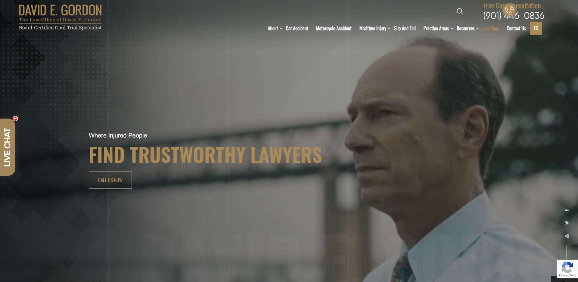 Memphis, TN Best Personal Injury Attorneys