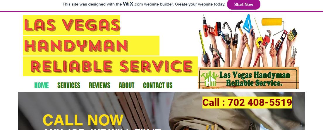 Las Vegas Handyman Reliable Service