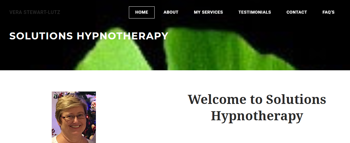 Solutions Hypnotherapy