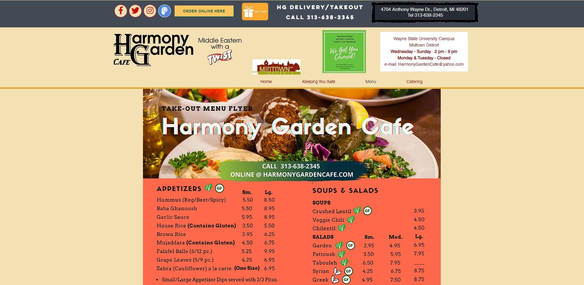 Detroit, MI Best Vegetarian Restaurants