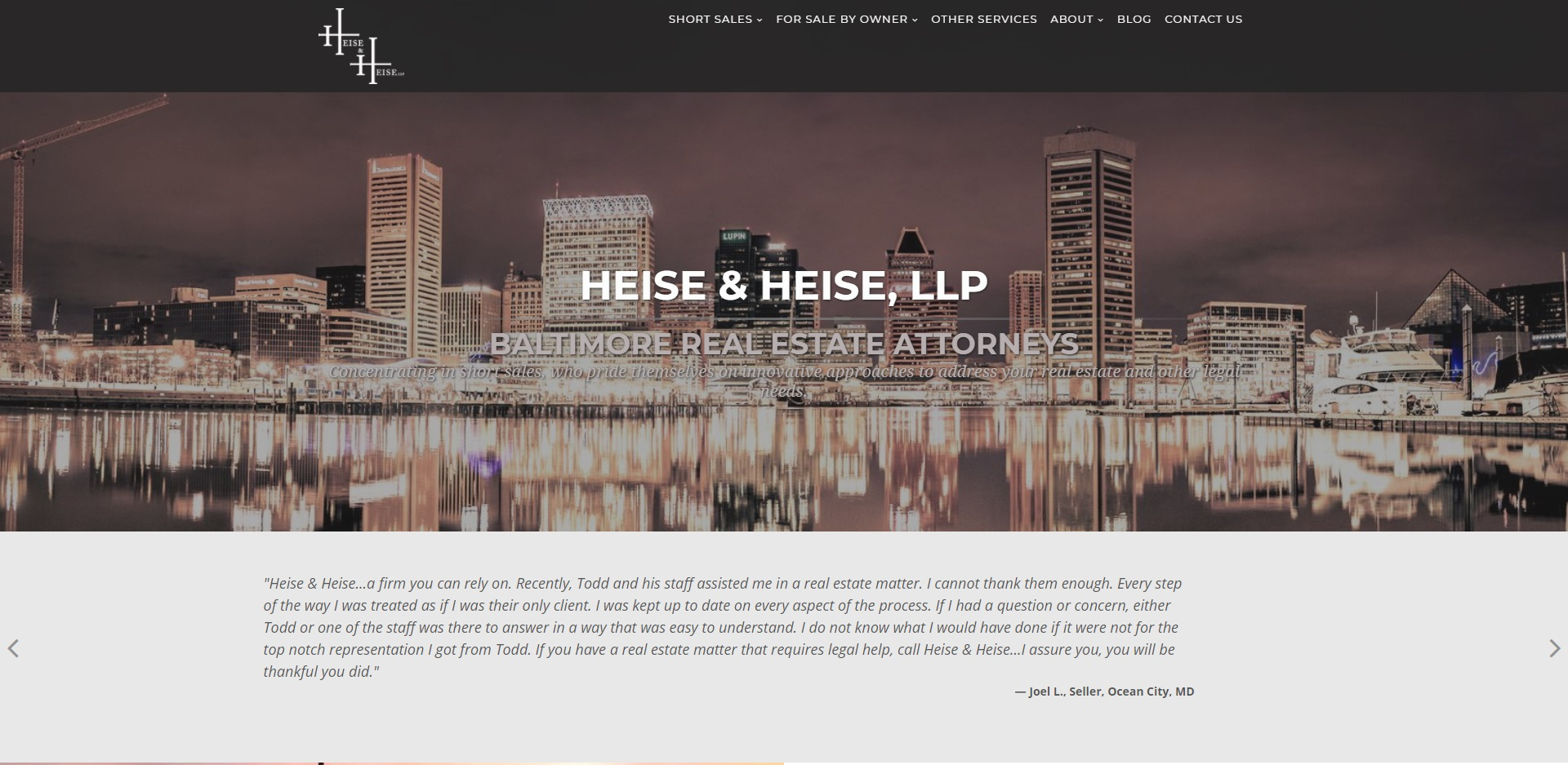The Best Contract Attorneys in Baltimore, MD