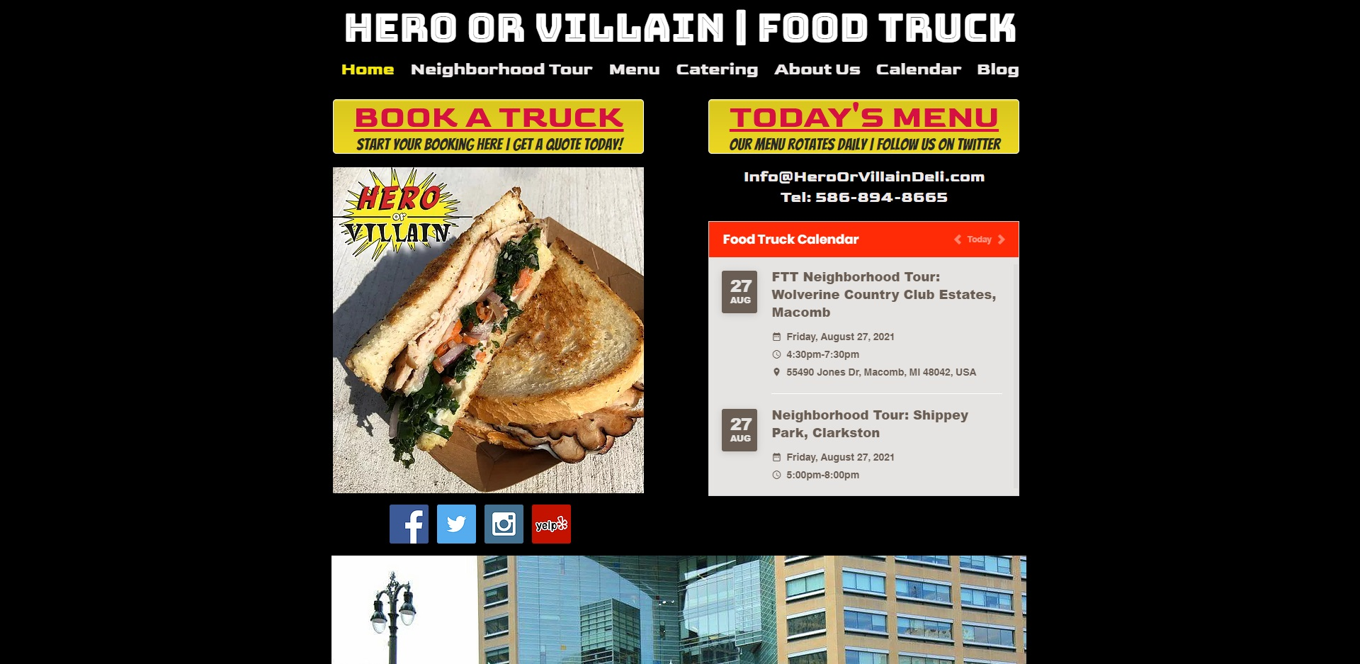 5 Best Food Trucks in Detroit, MI