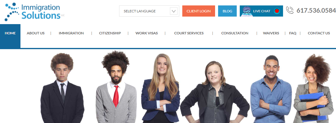 Immigration SolutionsMigration Agents in Boston, MA