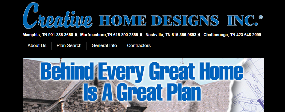 Creative Home Designs, Inc.