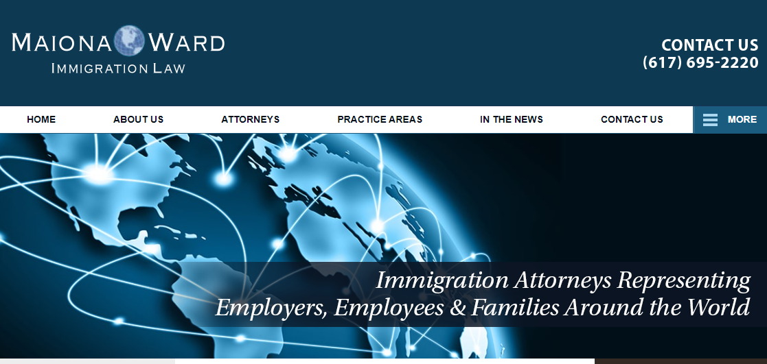 Mairona Ward Immigration Law
