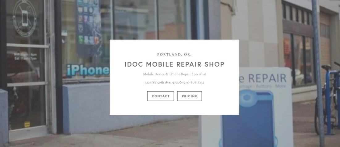 iDoc iPhone Repair Shop