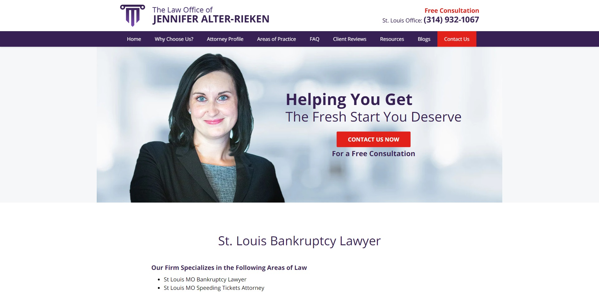 Best Traffic Attorneys in St. Louis, MO
