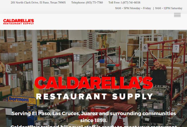 Caldarella's Restaurant Supply