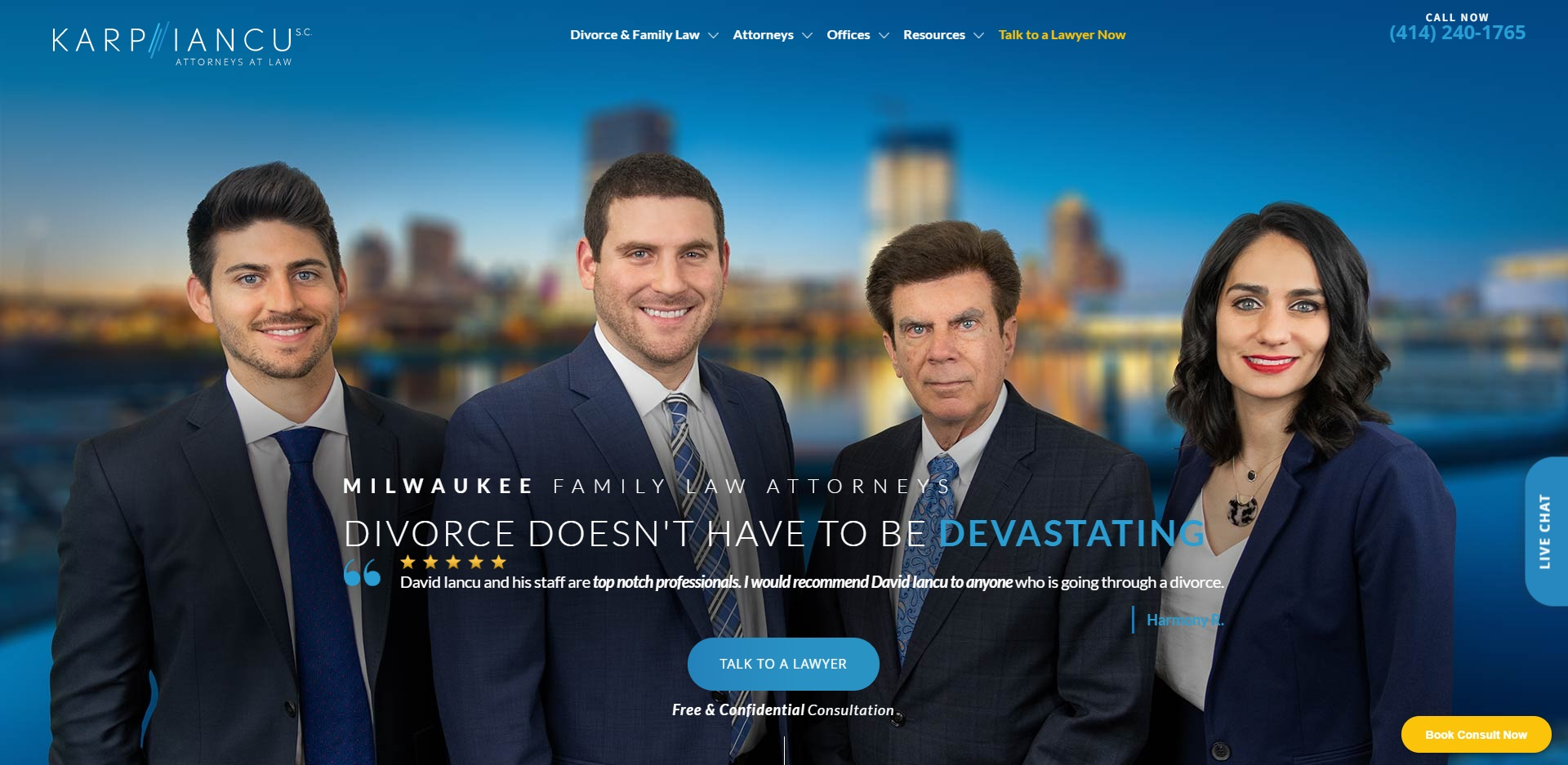 Milwaukee, WI Best Child Custody Attorneys