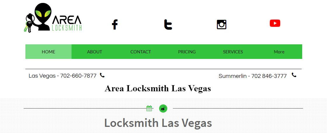 Area Locksmith Las Vegas