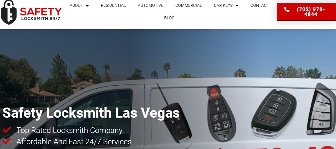 Safety Locksmith Las Vegas