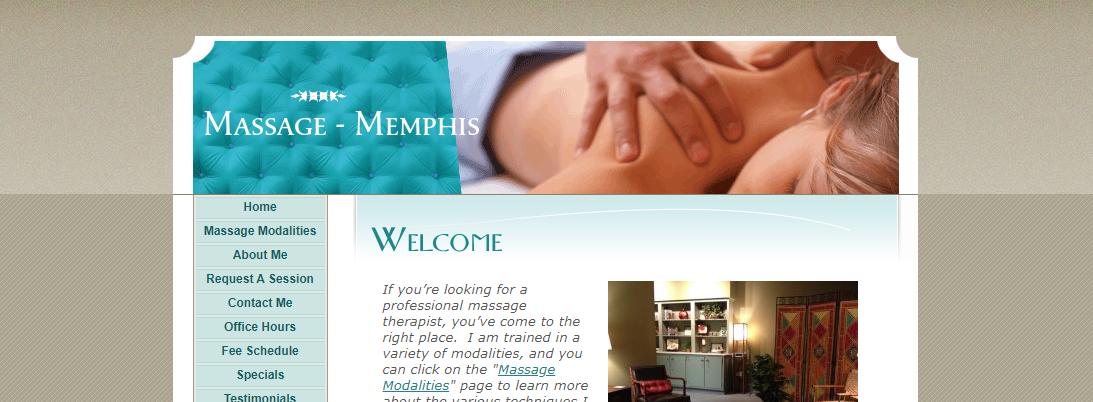 Massage- Memphis