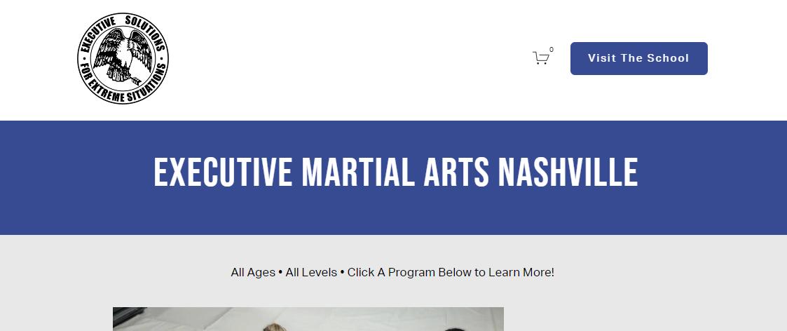 Executive Martial Arts